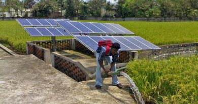 Agricultural Farms Benefit from Solar power
