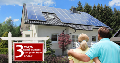 3 ways homeowners can profit from solar