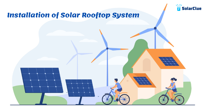 Installation of Solar Rooftop System