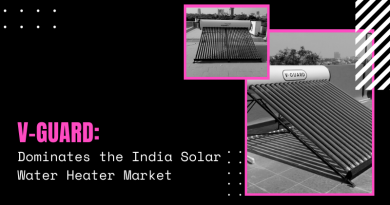V-Guard -Dominates the India Solar Water Heater Market
