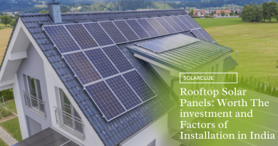rooftop solar panels worth the investment in india