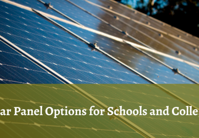Reasons Why Schools & Colleges Should Use Solar Power